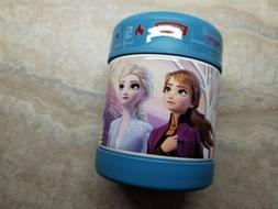 NEW Thermos Funtainer Food Jar 10oz Disney Frozen Elsa Anna