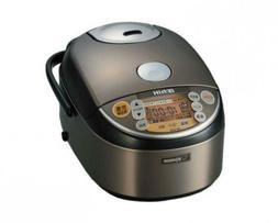 Zojirushi Pressure IH Rice Cooker Steamer Cooking Thermos B