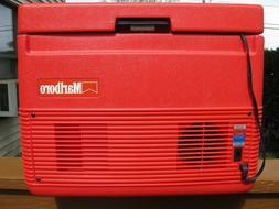 New w/Box Coleman Marlboro Portable Thermo-Electric Cooler &