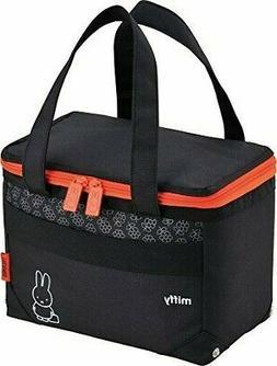 THERMOS Soft cooler Box 5L Miffy black REH-005B BK 456234435