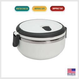 Kitchen Details Stainless Steel 1 Tier Insulated Lunch Box i