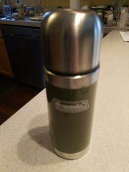 Coleman Stainless Steel 10 oz Thermos Flask Vacuum Bottle St