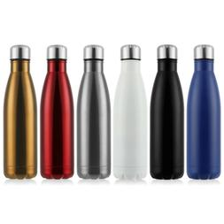 Stainless Steel  Thermoses Cup Water Bottle Drink  Kitchen &