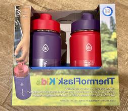 Thermo Kids 14 oz Stainless Steel Insulated Water Bottle BPA