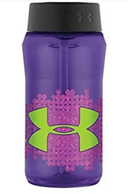 Under Armour Unrivaled 18 OZ Water Bottle, Pink,  002