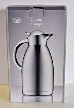 Alfi vacuum carafe Albergo TT stainless steel polished 2,0 l