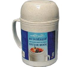 Vacuum Insulated Food Jug Flask Jar Wide Mouth Thermos 20.29