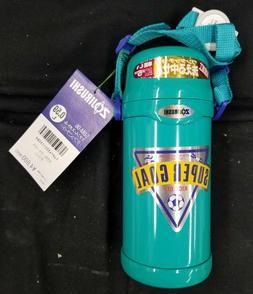 Zojirushi Vacuum Insulated Thermos Bottle Japan Made Leak-Pr
