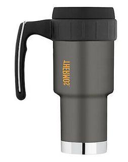 Thermos Work Series Travel Mug, 20 oz, Gunmetal Gray
